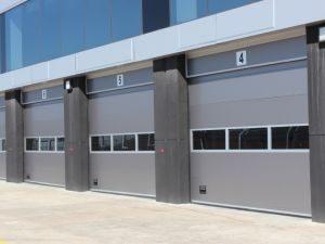 industrijska dvižna vrata